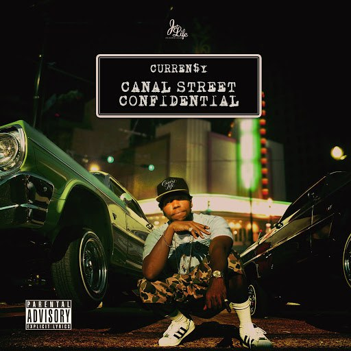 Curren$y альбом Canal Street Confidential (Deluxe)