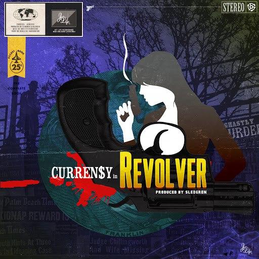 Curren$y альбом Revolver (Original Short Film Soundtrack) - EP