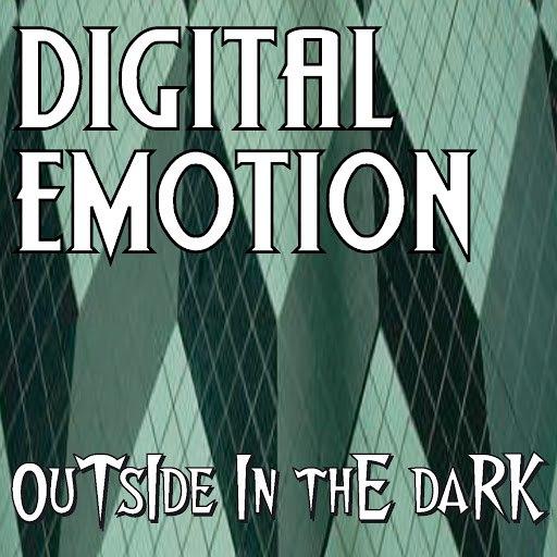 Digital Emotion альбом Outside In The Dark