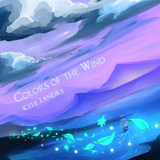 Kyle Landry альбом Colors of the Wind