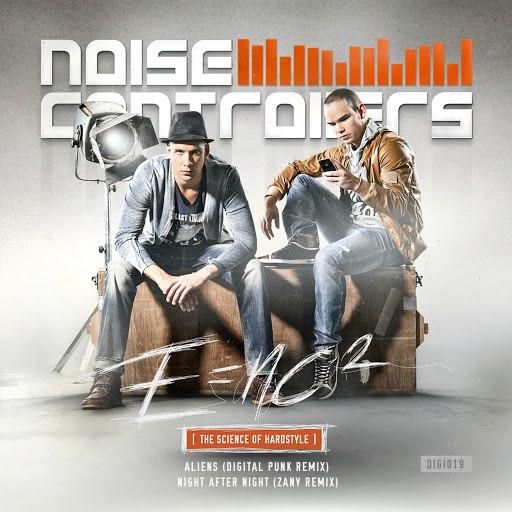 Noisecontrollers альбом Digital Age 019