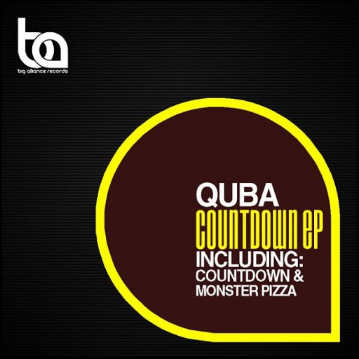 Quba альбом Countdown EP