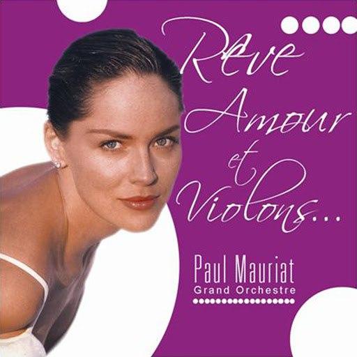 Поль Мориа альбом Rêve, amour et violons