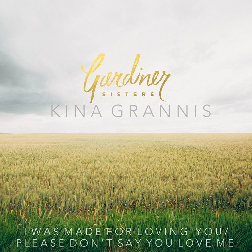 Kina Grannis альбом I Was Made For Loving You / Please Don't Say You Love Me