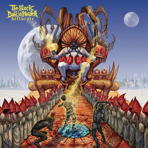 The Black Dahlia Murder альбом Deflorate
