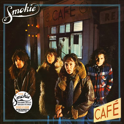 Smokie альбом Midnight Café (New Extended Version)