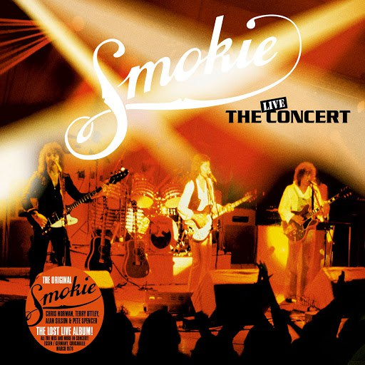 Smokie альбом The Concert (Live in Essen, Germany 1978)
