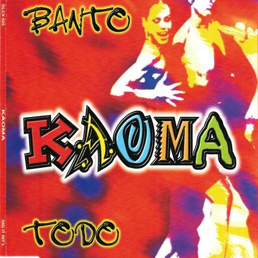Kaoma альбом Banto - Todo
