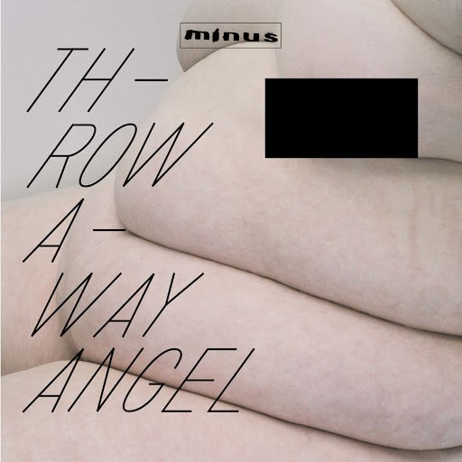 Minus альбом Throwaway Angel (With B Side)