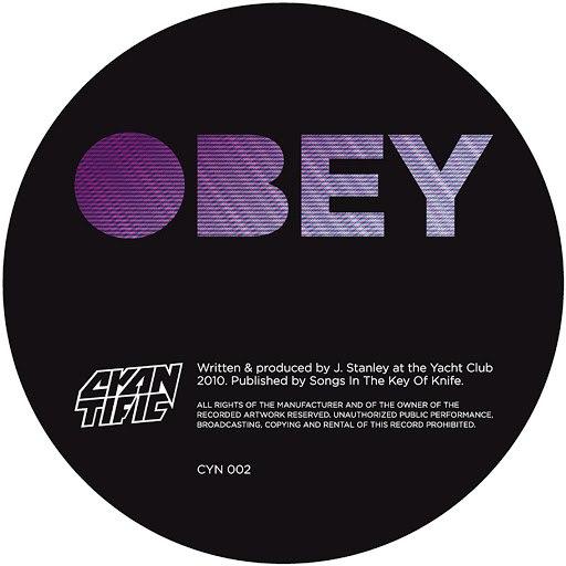 Cyantific альбом Obey
