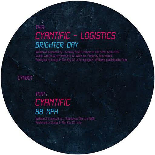 Cyantific альбом Brighter Day