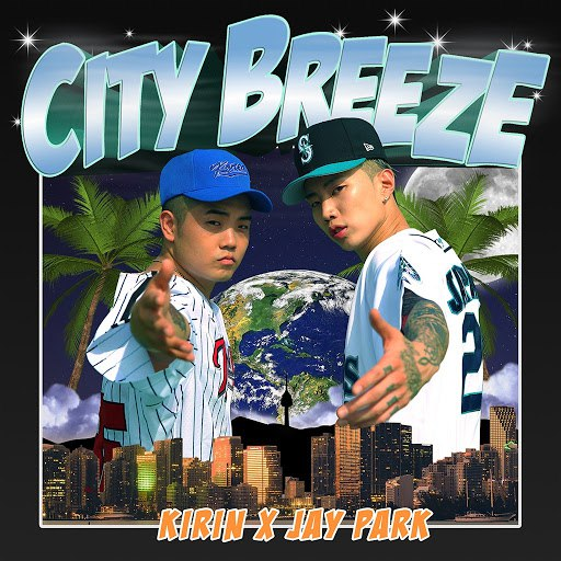 Jay Park альбом CITY BREEZE