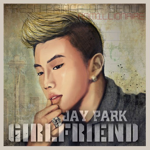 Jay Park альбом Girlfriend