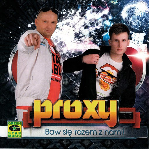 Proxy альбом Baw Się Razem z Nami!