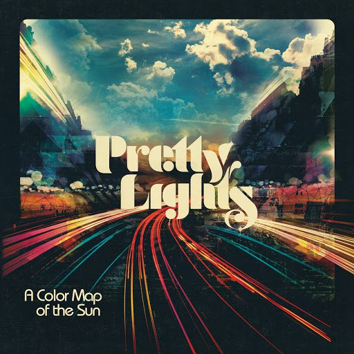 Pretty Lights альбом A Color Map of the Sun