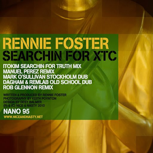 Rennie Foster альбом Searchin for XTC Remixes
