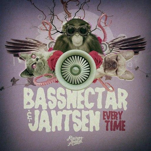 Bassnectar альбом Every Time