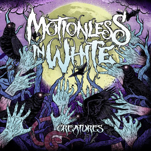Motionless In White альбом Creatures (Deluxe Edition)
