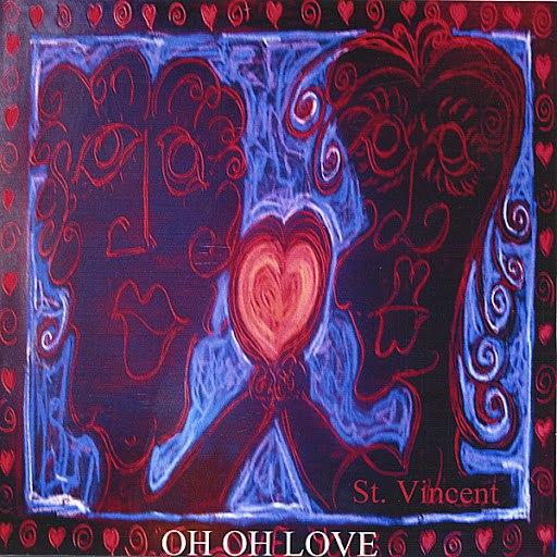 St. Vincent альбом Oh Oh Love