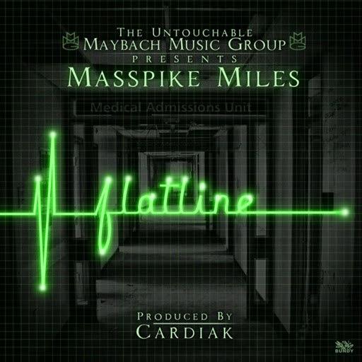 Masspike Miles альбом Flatline (Clean)