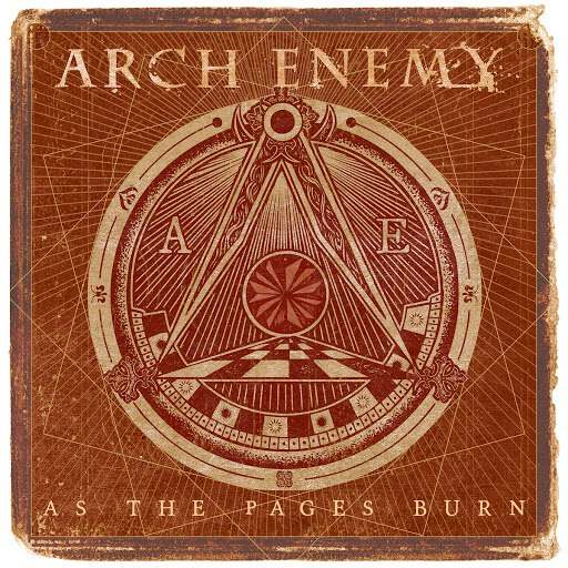 Arch Enemy альбом As the Pages Burn