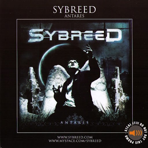 Sybreed альбом Antares
