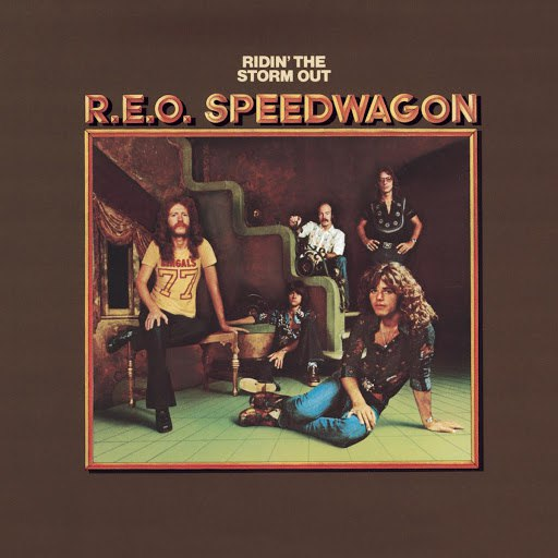 REO Speedwagon альбом Ridin' the Storm Out