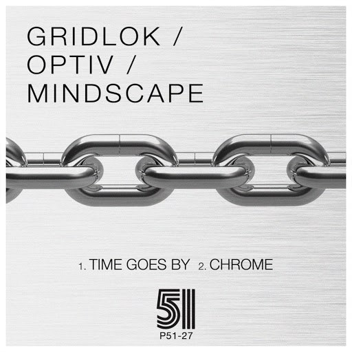 gridlok альбом Time Goes By / Chrome