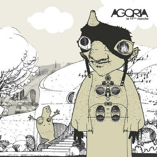 Agoria альбом La 11Eme Marche Remixes