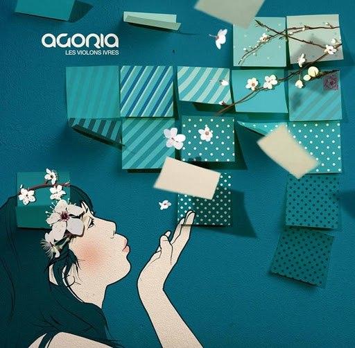 Agoria альбом Les Violons Ivres