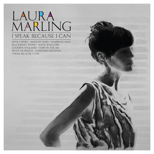 Laura Marling альбом I Speak Because I Can
