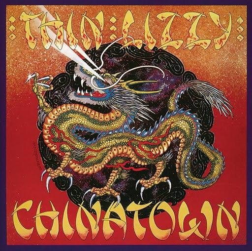 Thin Lizzy альбом Chinatown