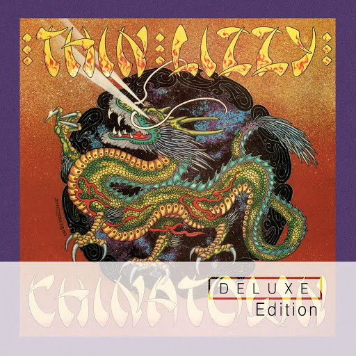 Thin Lizzy альбом Chinatown (Deluxe Edition)