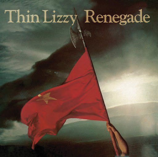 Thin Lizzy альбом Renegade (Re-Presents)