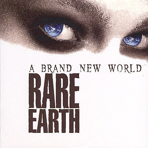 Rare Earth альбом A Brand New World