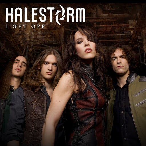 Halestorm альбом I Get Off