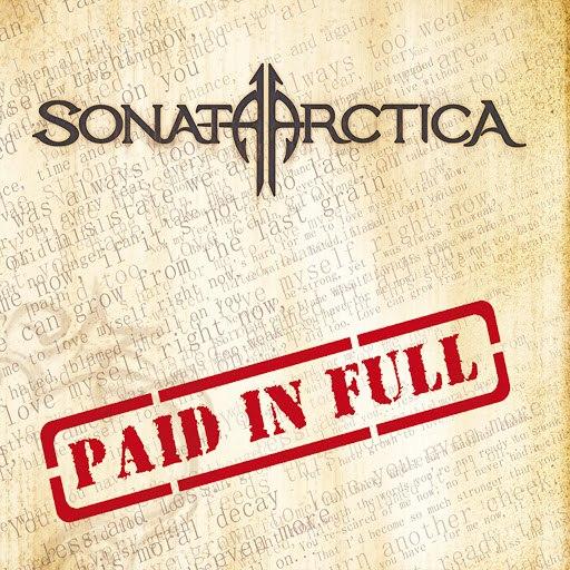 Sonata Arctica альбом Paid in Full