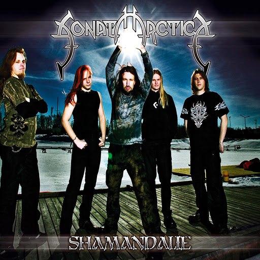 Sonata Arctica альбом Shamandalie / The Rest …
