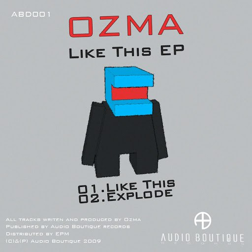Ozma альбом Like This EP