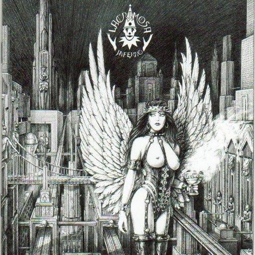 Lacrimosa альбом Inferno