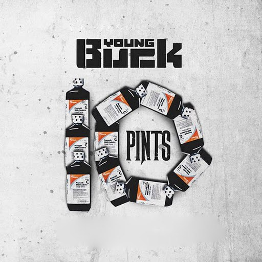 Young Buck альбом 10 Pints
