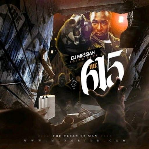 Young Buck альбом Mr 615
