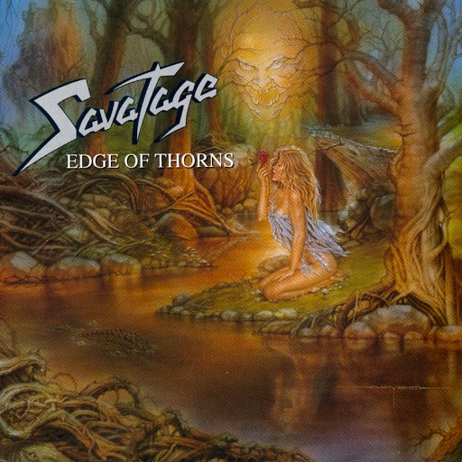 Savatage альбом Edge Of Thorns