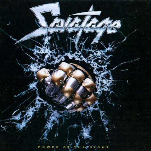 Savatage альбом Power Of The Night