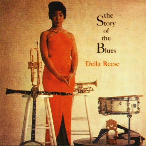 Della Reese альбом The Story Of The Blues