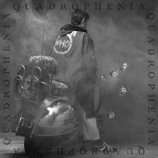 The Who альбом Quadrophenia (Remixed And Remastered Version)