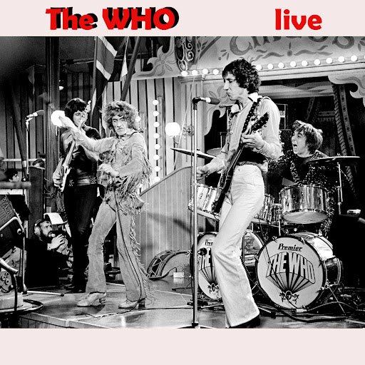 The Who альбом Live