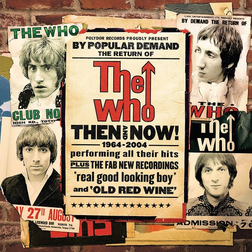 The Who альбом Then And Now