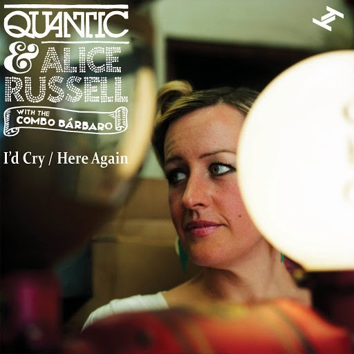 Quantic альбом I'd Cry / Here Again