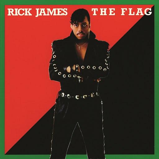 Rick James альбом The Flag